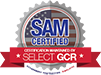 SAM Certified by Select GCR